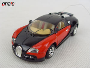 1: 14 Scale Bugatti Big Size RC Car with Light and High Speed (O301)