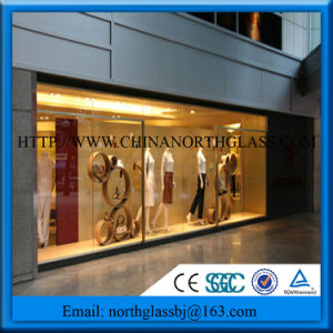 Big Size Glass Panel Laminated Glass for Shopfront pictures & photos