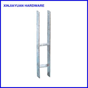Top Quality Galvanized Pole Anchor, Ground Anchor, Post Support pictures & photos