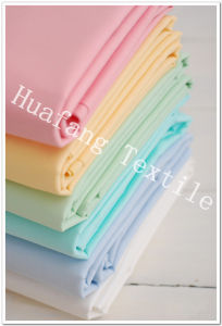 Wholesale Textile Polyester Cotton Plain Pocketing Fabric pictures & photos