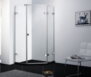 Popular 8mm Tempered Glass Shower Cabin pictures & photos
