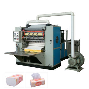 Automatic Folding 4 Lines Facial Tissue Making Machine pictures & photos