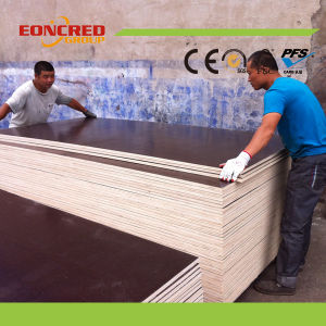 18mm Concrete Form Plywood From China Linyi Professional Factory pictures & photos