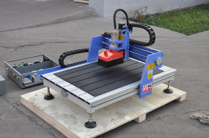 Mini CNC for Processing Wood, Acrylic etc. (XE4040/6090) pictures & photos