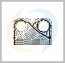 Heat Exchanger Spares Alfa Laval Ak20 Plate (NBR, EPDM, Viton) Gasket (Stainless Steel, Ni, Ti) Plates