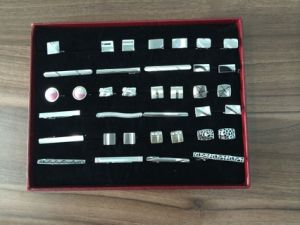 Metal Cufflink pictures & photos