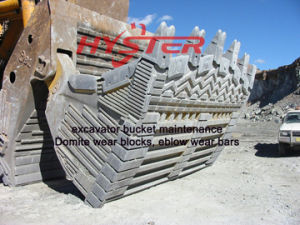 Wear Abrasion Domite White Iron Casting Elbow Bar pictures & photos