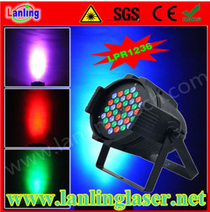 RGB Indoor LED PAR Disco Light pictures & photos