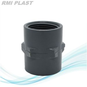 Plastic Pipe Fitting CPVC End Cap pictures & photos