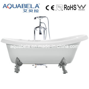 Cupc Approved Classic Clawfoot Bathtub (JL623) pictures & photos