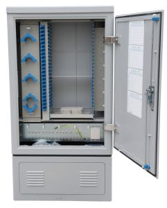 Telecom Fiber Optic Cable Cross Cabinet pictures & photos