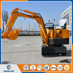 Small Potato Digger Excavator 800kg with Various Accessories pictures & photos