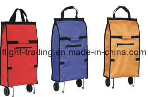 Folding Luggage Cart with PP Wheels (DXB-1220) pictures & photos