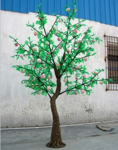 Yaye Hot Sell LED Simulation Orange Tree/LED Orange Tree Lamp with CE/RoHS/Warranty 2 Years pictures & photos
