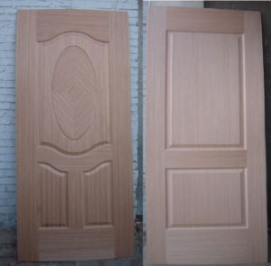 Ep Teak Veneer HDF Door Skin pictures & photos