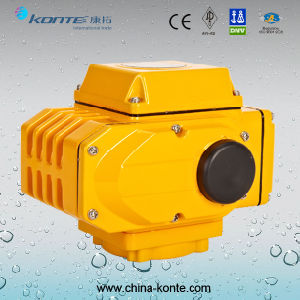 Kt-B on-off Electric Actuator for Ball Valve, Butterfly Valve pictures & photos