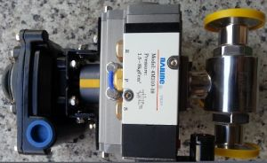 Ball Valve with Actuator and Limited Switch pictures & photos