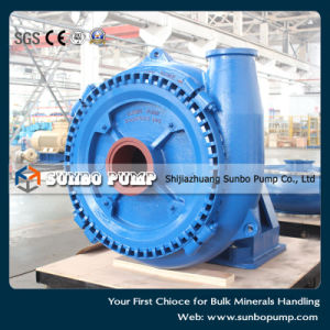 China Factory High Pressure Large Flow Centrifugal Gravel Sand Dredging Pump Sg pictures & photos