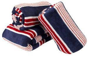 Printed Coral Fleece Blanket,Micro Plush Blanket
