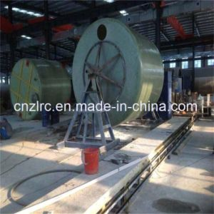 FRP Horizontal Tank Mould Septic Tank Winding Machine pictures & photos