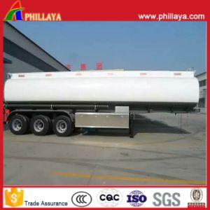 46000liters Oil Tanker Truck Semi Trailer Steel Metal Fuel Tank pictures & photos