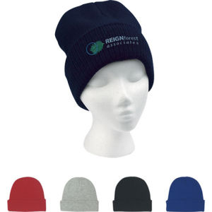 100% Acrylic High Quality Custom Winter Hats Beanie pictures & photos