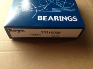 Hot Sell Koyo Chrome Steel 30310 Taper Roller Bearing pictures & photos