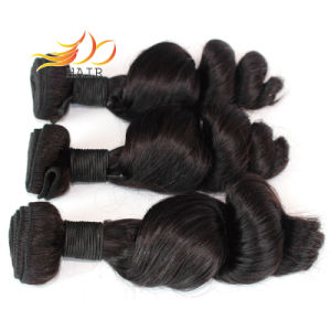 Loose Wave 8A Indian Virgin Hair 100% Unprocessed Remy Hair Extension pictures & photos