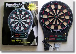 Electronic Dart Board (BS-1791)