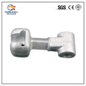 Forged Steel Pull Line Extension Rods Socket Clevis pictures & photos