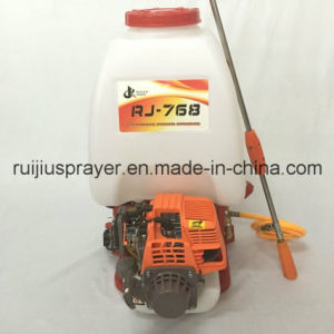Agriculture Sprayer Plastics Knapsack Sprayer (RJ-768)