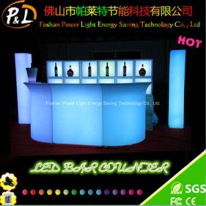 Glow Illuminated LED Bar Counter pictures & photos