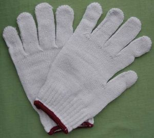 Gloves Disposable Glove Work White Cotton Glove Liners pictures & photos