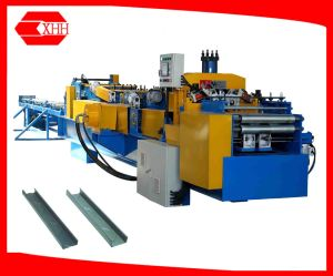 C Purlin Roll Forming Machine (C60-250) pictures & photos