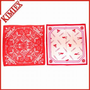 Promotional Soft Cotton Square Bandana pictures & photos