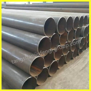High Quality API5l ERW Welded Carbon Steel Pipe for Petroleum pictures & photos