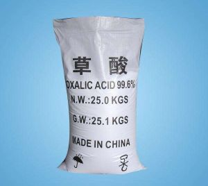 Oxalic Acid 99.6% and Oxalic Acid Anhydrous pictures & photos