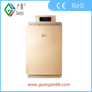 LCD Touch Screen UVC Air Cleaner Air Purifier Manufacturer pictures & photos