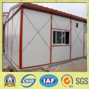 Sandwich Panel Prefab House Suppiler pictures & photos