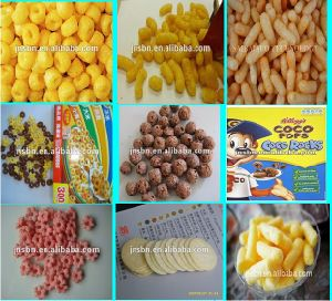 Puffed Snacks Food Production Plant pictures & photos