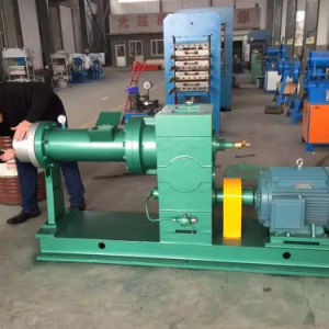 Xjd60 Hot Sale Advanced Rubber Extruder with Ce Approved pictures & photos
