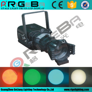 200W LED Prefocus RGBW Colorful Profile Stage Light pictures & photos