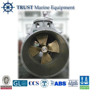 Marine 4 Blades Alloy Lateral Thruster with Contra-Rotating Propellers pictures & photos