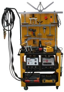 Dent Pulling System for Steel and Aluminum /Auto Body Welding Machine/Pdr/Spot Welder