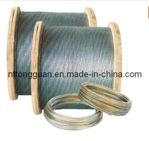 Steel Wire Strand 1*19-FC with ISO9001: 2008 pictures & photos