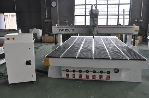 Hot Sale 8 Spindles Wood CNC Router Machine with Double Z Axis pictures & photos