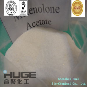High Purity Raw Powder Methenolone Acetate for Muscle Bodybuilding pictures & photos