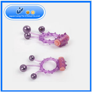 Vibrating Condom Ring and Cock Ring Supplier pictures & photos