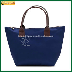 High Quality Women Zipper Nylon Tote Bags (TP-TB139) pictures & photos