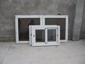 Aluminium Window - Theremal Break Sliding Window pictures & photos